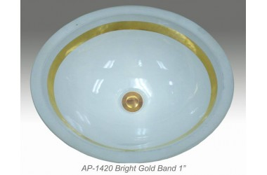 AP-1420 Bright Gold Band