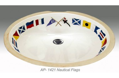 AP-1421 Nautical Flags
