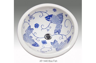 AP-1440 Blue Fish