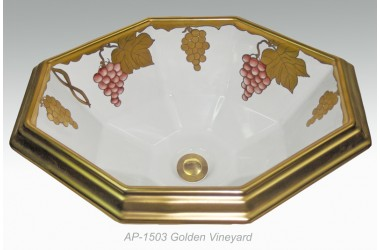 AP-1503 Golden Vineyard