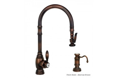 5600-2 PLP Pulldown Kitchen Faucet Mini Suite