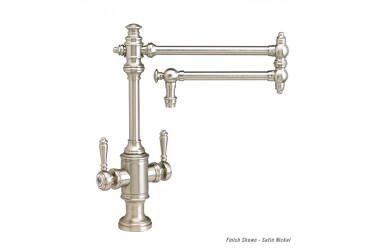 8010-18 Two Handle Kitchen Faucet 18""