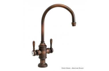 8030 Traditional Two Handle Kitchen Faucet