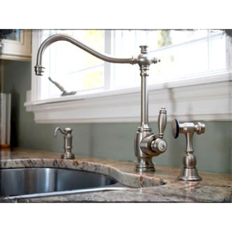 Waterstone Annapolis Kitchen Faucet – PPI Blog