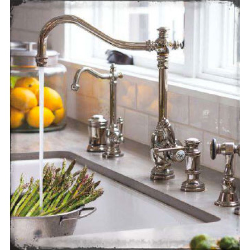 sc 1 st  The USA Home featuring products made in the USA & 4200 Annapolis Kitchen Faucet